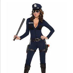 Women Traffic Stop Cop Costume